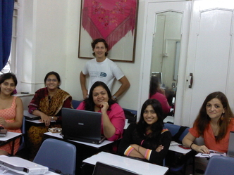 Formation Wordfast en Inde